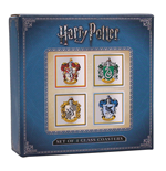 Harry Potter: All Houses (Set 4 Sottobicchieri)