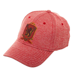 Harry Potter: Gryffindor Rubber Patch Baseball (Cappellino)