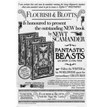 Fantastic Beasts - The Crimes Of Grindelwald - Flourish And Blotts (Poster)