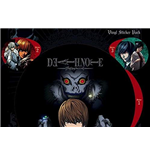 Death Note: Vinyl Sticker (Set Adesivi)