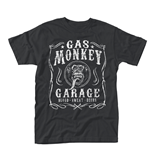 Gas Monkey GARAGE: Flourish (T-SHIRT Unisex )