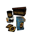 Lord Of The Rings - One Ring (Set Bicchiere Colorato+Tazza+Set Sottobicchieri)