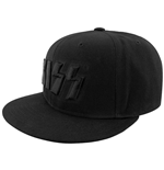 Kiss: Baseball Neon Faces Snap Back (Cappellino)