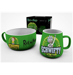 Rick And Morty: Get Schwifty (Set Colazione)