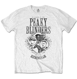 T-shirt Peaky Blinders da uomo - Design: Horse & Cart