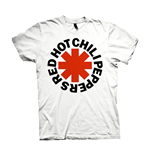 T-shirt Red Hot Chili Peppers RED ASTERISKS