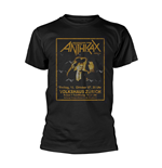 T-shirt Anthrax AMONG THE LIVING