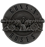 Guns N' Roses - Bullet Logo (Badge Pack)