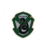 Harry Potter: Slytherin Crest (Pin Badge Smaltato)