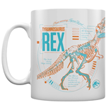 Jurassic World Fallen Kingdom - T Rex (Tazza)