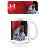 It (Pennywise Red) Mug (Tazza)