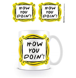 Friends (How You Doin') Mug (Tazza)