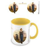 Doctor Who: (13Th Doctor) Yellow Mug (Tazza)