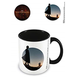 Doctor Who: (New Dawn) Black Mug (Tazza)