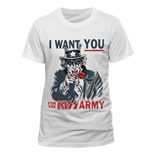 T-shirt Kiss - Design: Uncle Sam