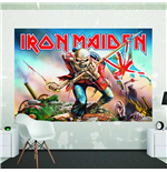 Poster Iron Maiden WALL MURAL