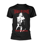 T-shirt Cradle Of Filth VESTAL