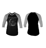 T-shirt Black Veil Brides MOON REAPER