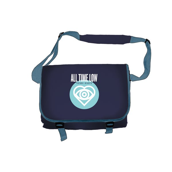 Borsa Tracolla Messenger All Time Low FUTURE HEARTS
