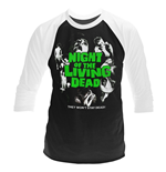 T-shirt Plan 9 - Night Of The Living Dead