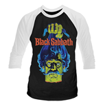 T-shirt Plan 9 - Black Sabbath