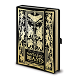 Fantastic Beasts - The Crimes Of Grindelwald - Notebook (Quaderno)