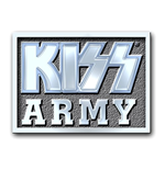 Kiss - Army Block (pin Badge)
