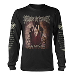 Maglia Manica Lunga Cradle Of Filth CRUELTY AND THE BEAST