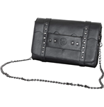 Spiral - Bat Wings Clutch (Borsa In Pelle)
