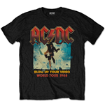 T-shirt AC/DC Blow Up Your Video