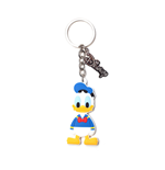 Disney: Donald Duck Rubber White (Portachiavi)