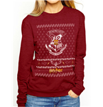Felpa Harry Potter - Xmas Crest
