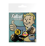 Fallout 76 - T51B (Badge Pack)