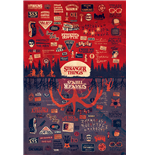 Stranger Things - The Upside Down (Maxi Poster)