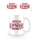 Stranger Things - Stuck In The Upside Down Mug (Tazza)