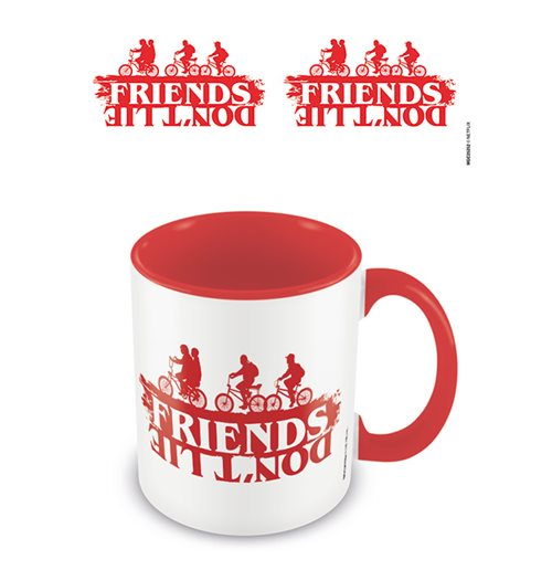 Stranger Things - Friends Don'T Lie Mug (Tazza)