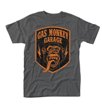 Gas Monkey GARAGE: Shield (T-SHIRT Unisex )