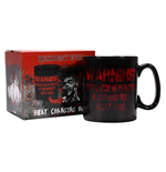 Resident Evil - Zombie (Tazza Termosensibile 400Ml)