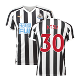 Maglia Newcastle United 2018-2019 Home