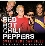 Vinile Red Hot Chili Peppers - Sweet Home San Diego (2 Lp)