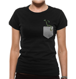 Fantastic BEASTS: Crimes Of GRINDELWALD: Pickett In My Pocket (T-SHIRT Donna )
