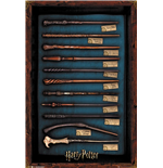 Harry Potter - Wands (Poster Maxi 61x91,5 Cm)