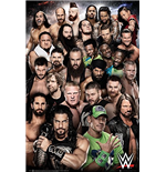 Wwe - Superstars 2018 (Poster Maxi 61x91,5 Cm)