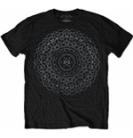 Bring Me The HORIZON: Kaleidoscope Black (T-SHIRT Unisex )