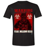 Fear The Walking DEAD: Infected Poster (T-SHIRT Unisex )