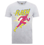 Dc COMICS: Originals Flash Running (T-SHIRT Unisex )