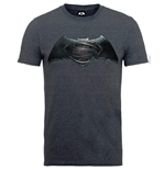 Dc COMICS: Batman V Superman Logo (T-SHIRT Unisex )