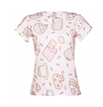 PUSHEEN: Sweet Treats (T-SHIRT Donna )