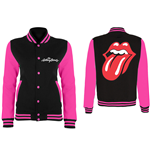 Rolling Stones (THE): Classic Tongue (giacca College Donna )