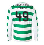 T-shirt manica lunga Celtic Football Club 2018-2019 Home